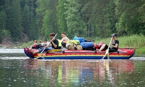 """Национальный парк """"Башкирия"""". Активный отдых"""