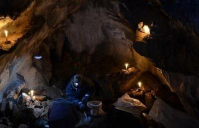 Палеонтологическая экспедиция в национальном парке «Башкирия»